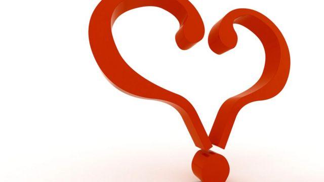 question-mark heart
