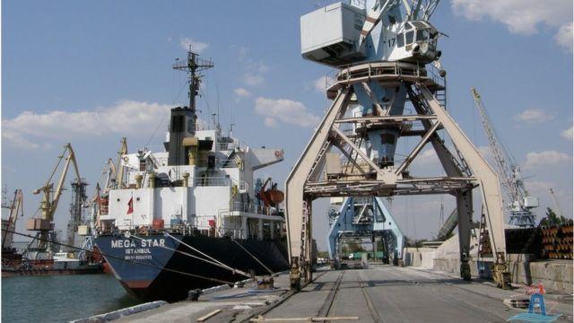 Бердянський порт