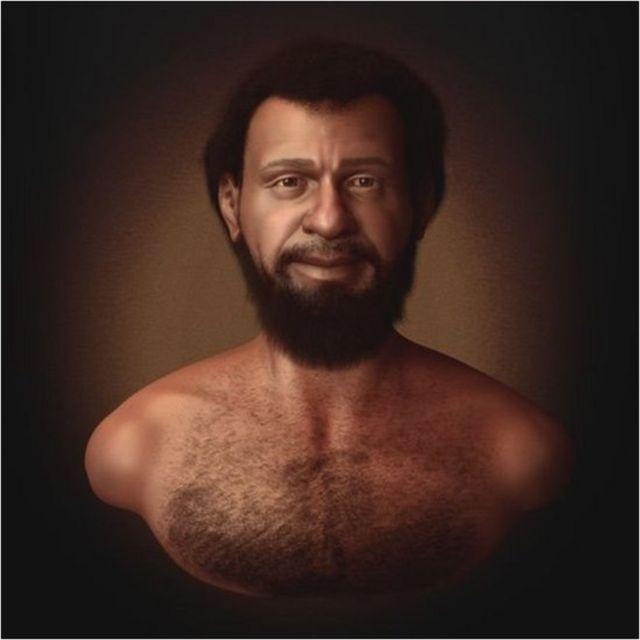 সিসারো মোরায়েস দেখিয়েছেন যে প্রথম শতাব্দীতে মধ্যপ্রাচ্যে বাস করা ইহুদিদের শরীর, চুল ও চোখের রঙ ছিল কালো