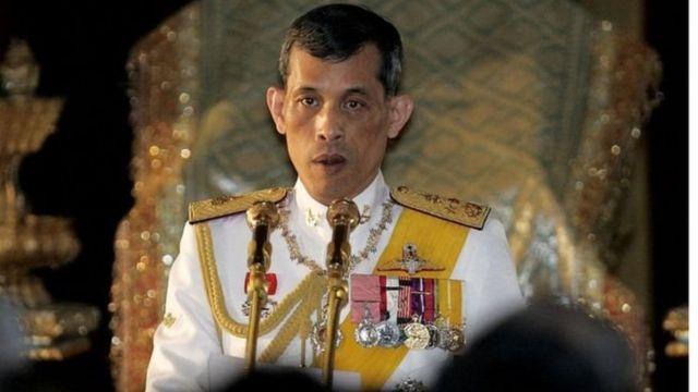 Thailand Yarima mai jiran gado Maha Vajiralongkorn