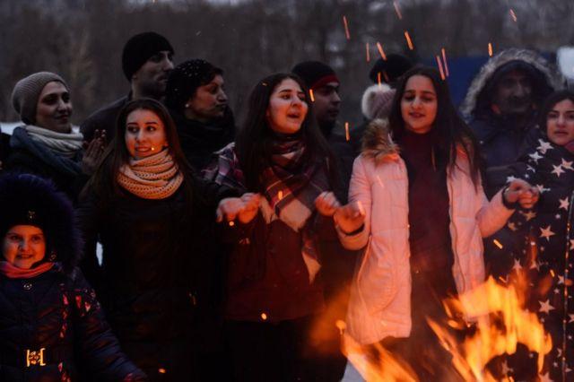 Армянский национальный праздник в Екатеринбурге