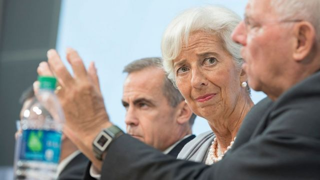 Christine Lagarde, l'ex-ministre française de l'économie et directrice du FMI, a été reconnue coupable de négligence dans l'affaire Tapie mais dispensée de peine.