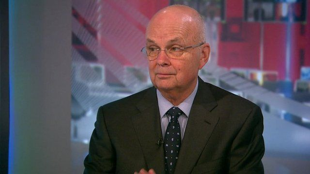 Michael Hayden served as head of both the CIA and NSA