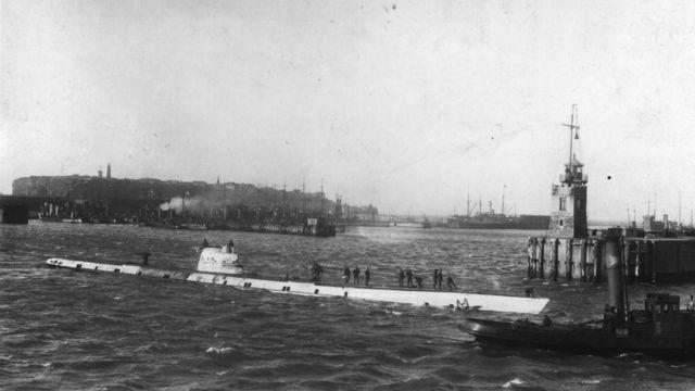 База подводного флота