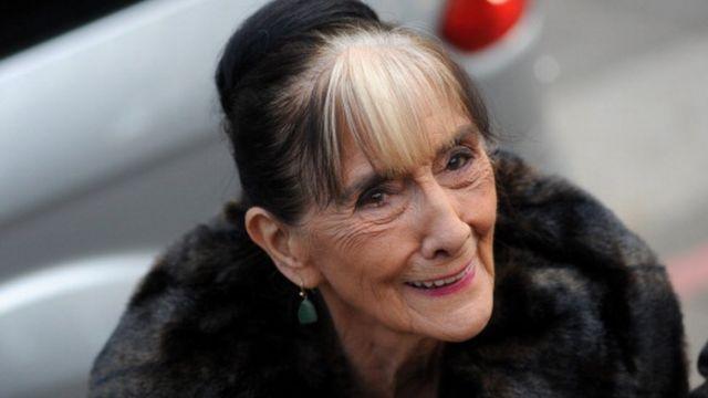EastEnders' actress June Brown losing her sight