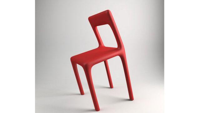 Неудобный стул