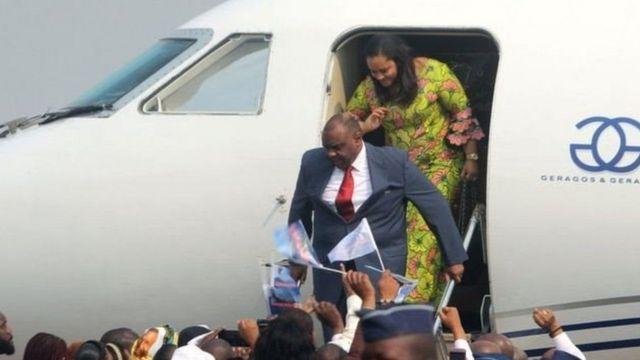 Jean Pierre Bemba amerudi nyumbani leo, baada ya kukaa kwa takribani muongo mmoja akiwa kifungoni na nje ya nchi ya Kongo.