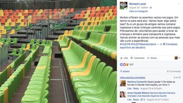 Post de Richard Laver