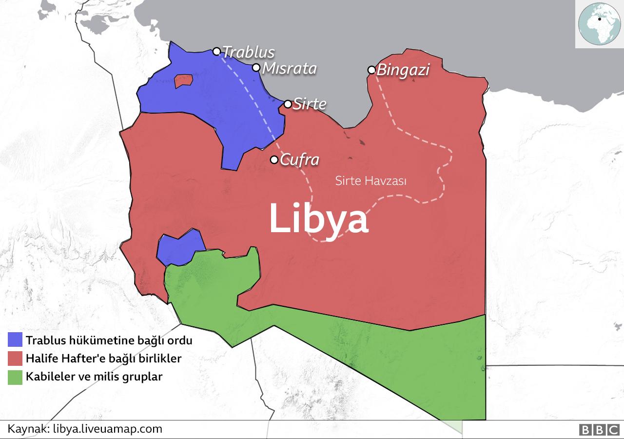 libya kontrol haritası