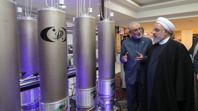 آژانس میگوید سطح ذخایر اورانیوم ایران به ۱۰ برابر میزان توافق شده در برجام رسیده است