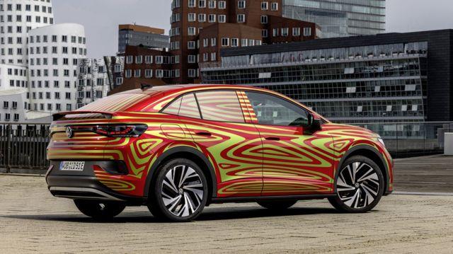 فولکسواگن ID5 ماه آینده در نمایشگاه خودروی مونیخ رونمایی خواهد شد