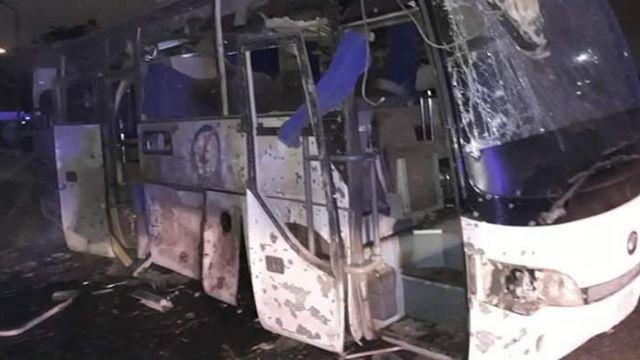 اتوبوس گردشگری در مصر