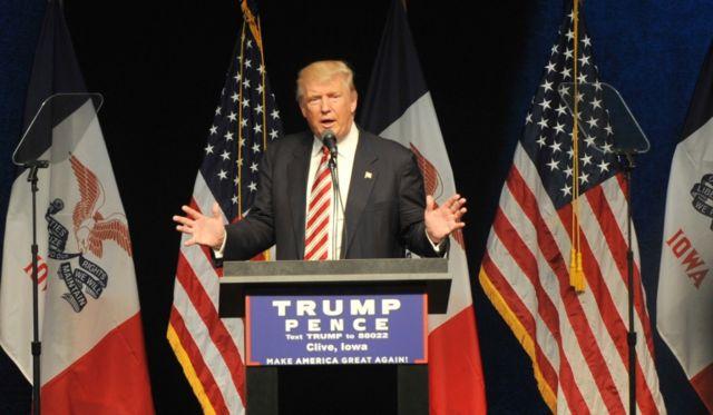 Trump ha llegado a proponer que no se deje entrar a los musulmanes a Estados Unidos.