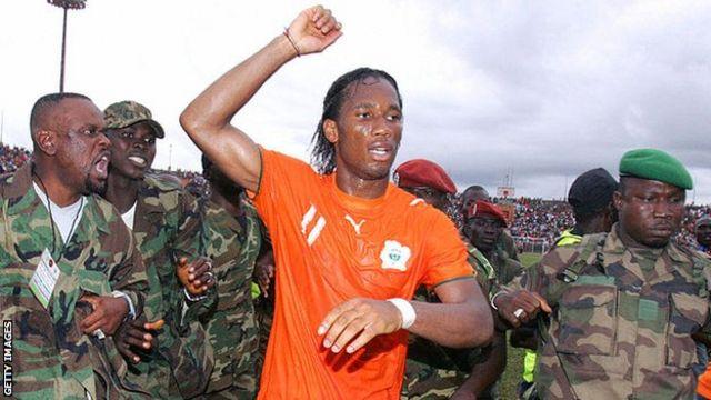 U bajkovitom završetku, Drogba je bio taj koji je postigao poslednji gol u pobedi od 5:0