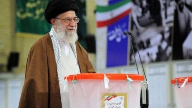 Шаршембиде өлкөнүн рухий лидери Аятолла Али Хаменеи жарандарды активдүү катышууга чакырды.