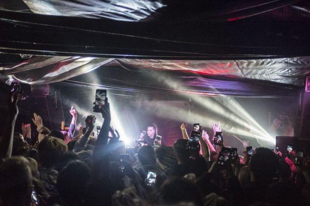 Концерт IC3PEAK в Краснодаре