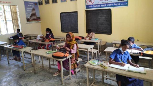 বাগেরহাটের কচুয়া উপজেলার গিমটাকাঠী সরকারি প্রাথমিক বিদ্যালয়