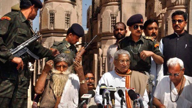 अयोध्या विवाद, विश्व हिंदू परिषद