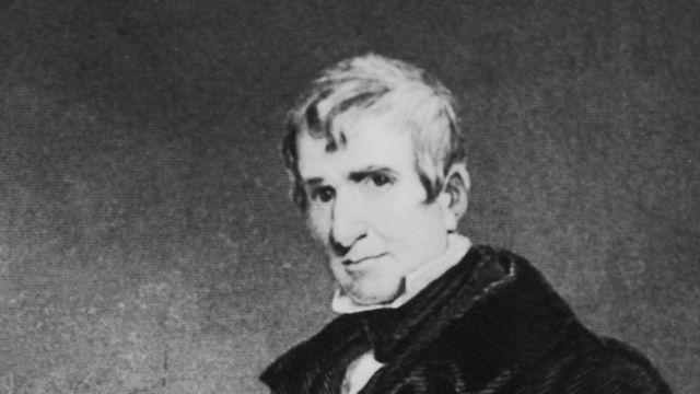 William Henry Harrison, noveno presidente de Estados Unidos