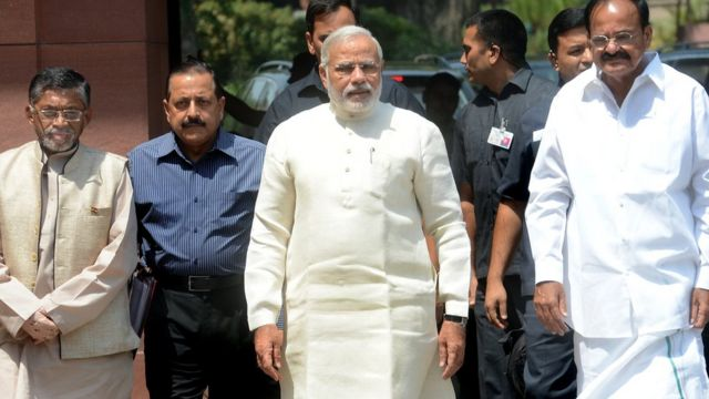 Has the Indian parliament lost its relevance?