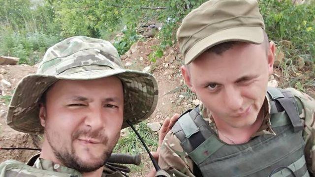 Мартін Брест і Василь Коряк