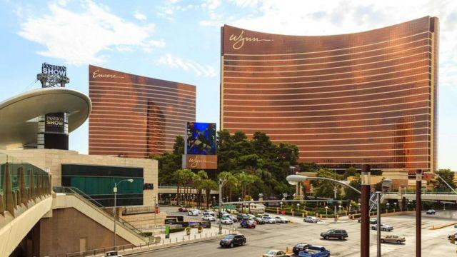 Xarunta Wynn, Las Vegas