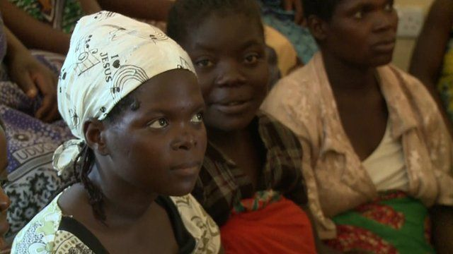 One of the Millennium Development Goals is to improve maternal health