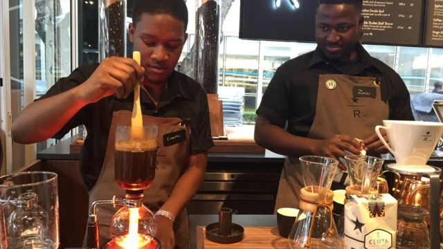 Will Starbucks be a hit in South Africa?