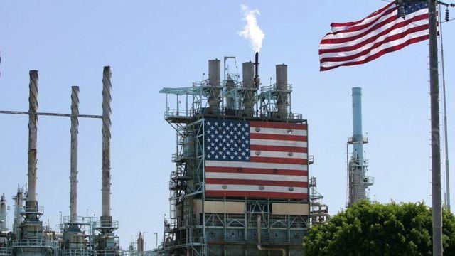 Producción de electricidad en Estados Unidos
