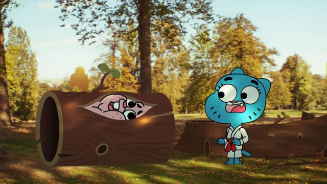 Gumball and Duggee win animation awards
