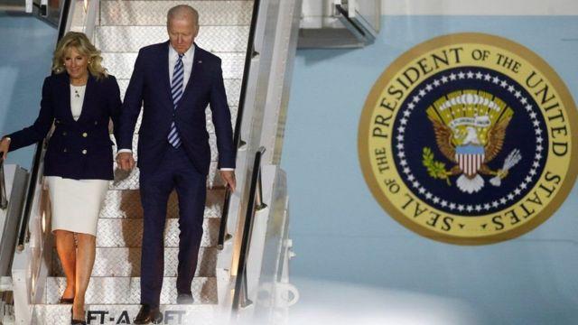 Jill-Joe Biden çifti
