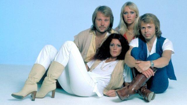 Umurwi ABBA wasambutse mu 1982, abaririmvyi bamaze imyaka irenga cumi baririmbira hamwe