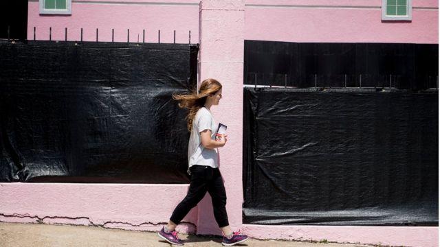 密西西比州唯一的墮胎診所。