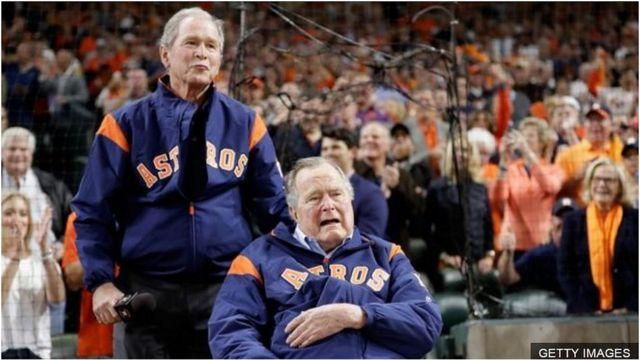 Hai ông Bush