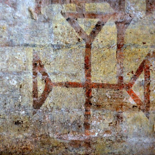 Marca de templarios