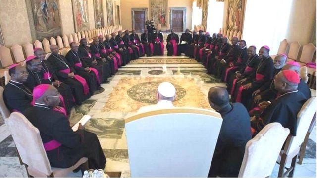 Awọn alufa ijọ katoliki ni Naijiria