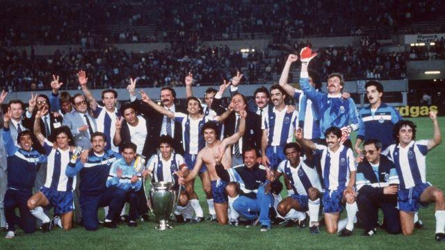El Porto campeón de Europa