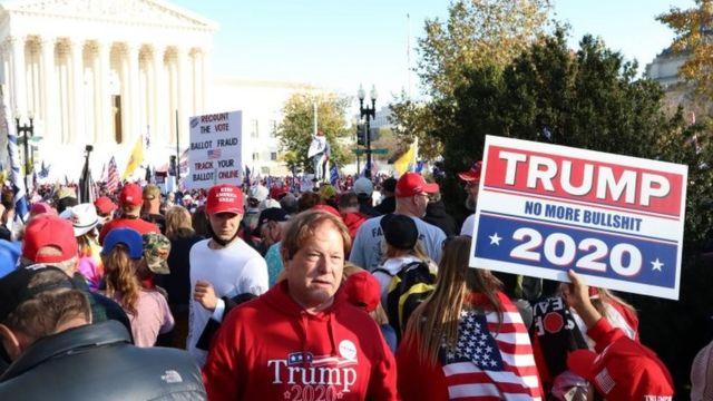 هواداران ترامپ