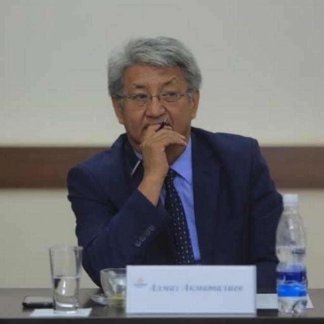 Алмазбек Акматалиев