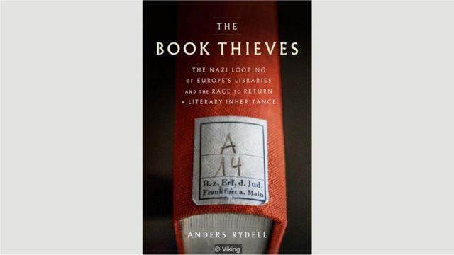 "Anders Rydell, ""Kitab oğruları"" (The Book Thieves)"
