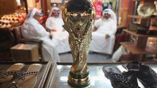 Dünya Kupası araplar oturuyor