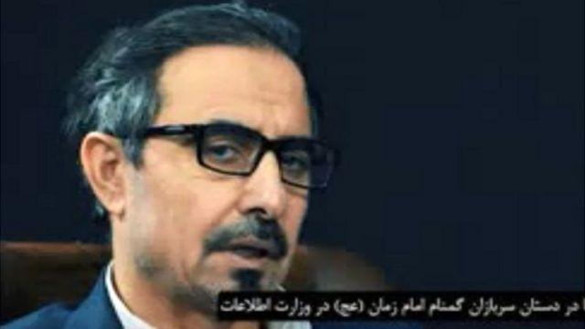 """تلویزیون ایران ویدیویی از """"اعترافات"""" آقای اسیود پخش کرد"""