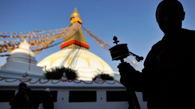 berputar di Kathmandu