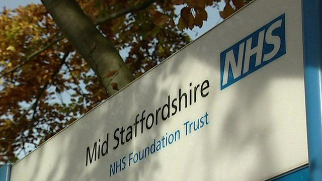 NHS Mid Staffordshire