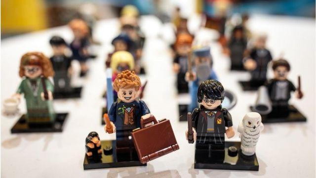 2018年英國最暢銷的樂高產品之一是哈里·波特系列