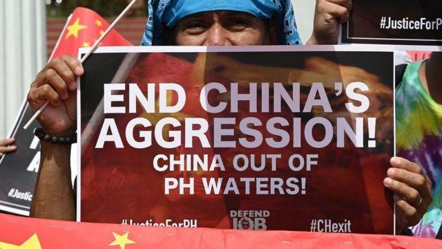 Người biểu tình Philippines