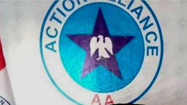 Ami idanimọ ẹgbẹ oṣelu Action Alliance