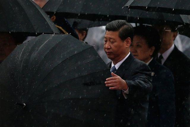 Devlet Başkanı Şi Cinping
