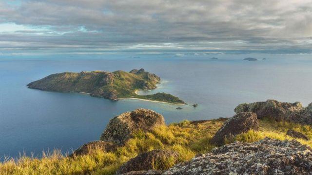 Archipiélago de las islas Fiji