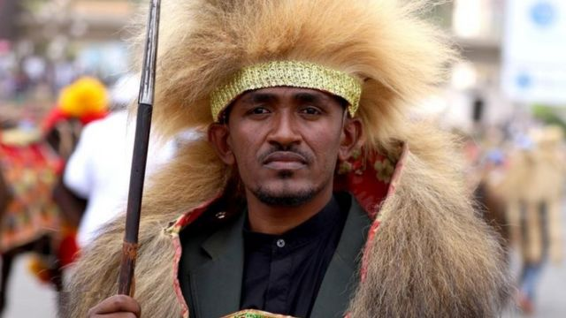 Hachalu Hundessa indirimbo ze zarakoreshejwe mu mpinduramatwara yagejeje Abiy Ahmed ku butegetsi